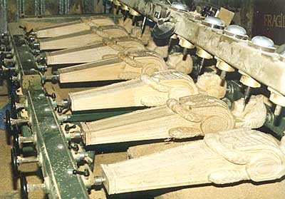 carving wood machine